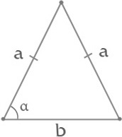Triangle isocèle